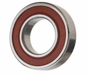 NTN red seal deep groove ball bearing 6205 6205LLU 25x52x15mm