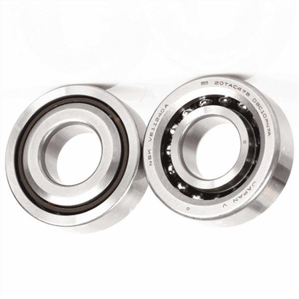 NSK super precision ball screw bearings NSK 20TAC47B bearing 20TAC47BSUC10PN7B #1 image